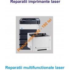 Reparatii imprimante si multifunctionale laser